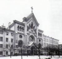 Здание церквисвятой Екатерины