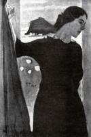М.С. Цетлин. 1910