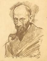 Портрет А.П. Нурока. 1899