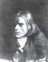 Горбун. Этюд. 1880
