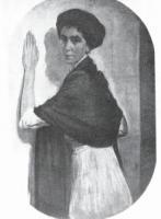 Графиня С.В. Олсуфьева.1910