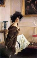 Княгиня Ольга Орлова. 1911