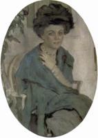 Е.П. Олив. 1909