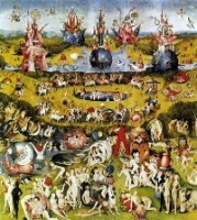Сад радостей земных Иеронима Босха