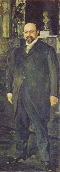 М.А. Морозов