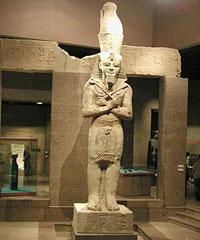 Колосс Рамсеса II (Нубийский музей)