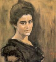 С.М. Драгомирова-Лукомская.1900