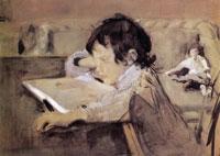 Саша Серов (В.А. Серов, 1897 г.)