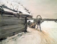 Зимой.1898