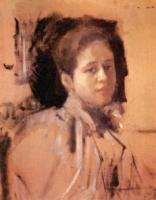 Л.А. Мамонтова. 1894
