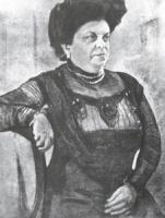 А.В. Цетлин. 1909
