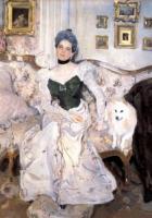 Княгиня З.Н. Юсуповой.1902