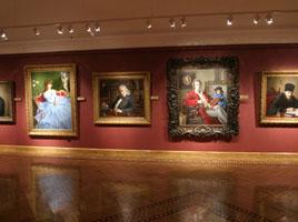 Экспонаты (галерея имени Шилова)