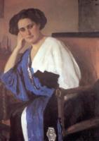 Е.А. Балина. 1911