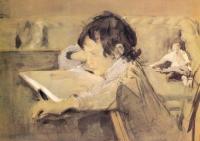 Саша Серов (не окончена). 1897