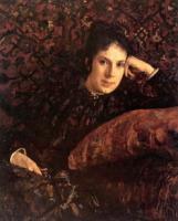 Е.И. Чоколова. 1887