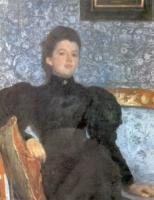Графиня В.В. Мусиной-Пушкиной. 1895