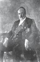 Портрет Сергея Юльевича Витте.1904