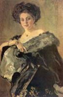 Е.С. Морозова. 1908