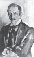 Князь Паоло Трубецкой.1899