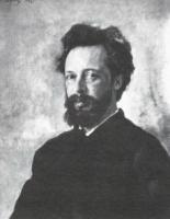 С.П. Чоколов. 1887