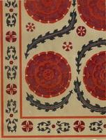 Сузани (Самарканд, конец XIX в.)