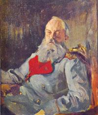 Портрет вел. кн. Михаила Николаевича в тужурке
