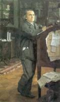 Композитор А.Н. Серов.1888-1889
