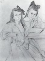 Н.А. и Т.А. Касьянова.1907