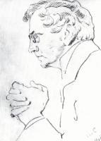 В.И. Качалов. 1908