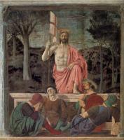Воскресение Христа. Пьеро делла Франческа