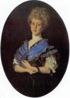 Е.С. Корзинкина. 1906