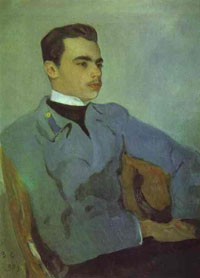 Портрет Н.Ф. Юсупова (В.А. Серов, 1903 г.)