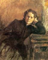 О.Ф. Трубникова (не окончен). 1885