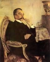Князь В.Н. Голицын.1906