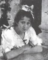 П.А. Мамонтова. 1889