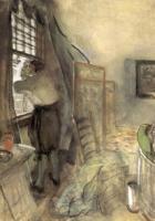 Петр I в Монплезире. Не окончен 1910-1911