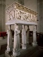 Итальянский саркофаг (Б. Бертрандо)