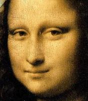 Джоконда (Л. да Винчи, фрагмент)