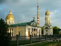 Кафедральный собор Андрея Первозванного в Запорожье