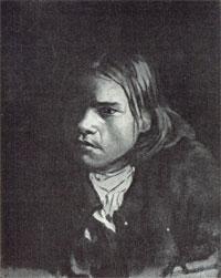 Горбун (В.А. Серов, 1880 г.)