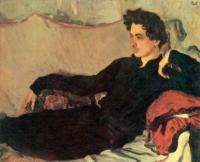 Н.С. Поздняков. 1908
